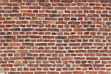 Background of old vintage brick wall.