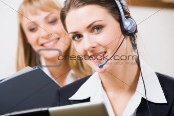 Representative operator