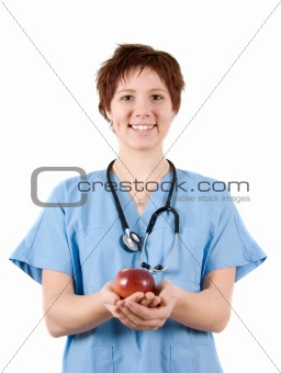 Apple nurse