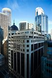 Downtown Sydney, Australia.