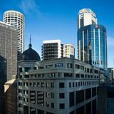 Sydney, Australia skyscrapers.