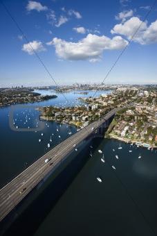 Bridge, Sydney, Australia.