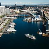 Darling Harbour, Australia.