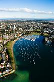 Rushcutters Bay, Australia.
