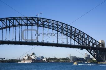 Bridge, Sydney Australia.