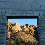 Mt Rushmore.
