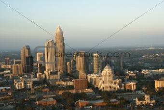 Charlotte, North Carolina.