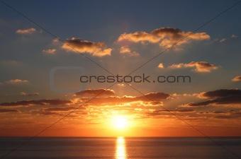 Carib Sunset
