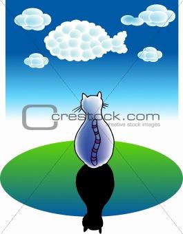 cat's dreams