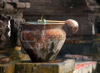 Ancient pot