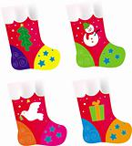 Christmas socking,