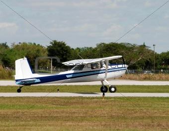Small amateur aircraft