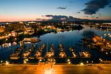 Victoria's port