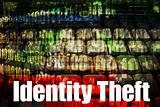 Identity Theft Hot Online Web Security Topic