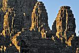 Bayon towers