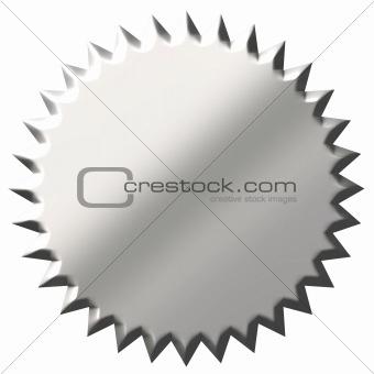 3D Steel Seal