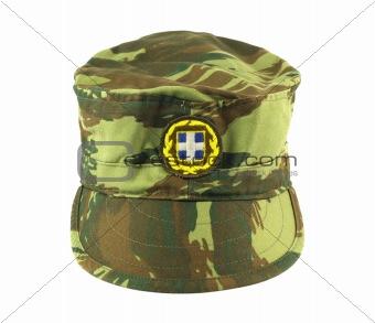 Greek Army Cap