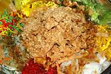 Chinese New Year Dish Yusheng or Yee Sang