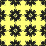 Semitransparent Floral Background