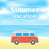 summer surf vacations