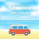 summer surf vacations