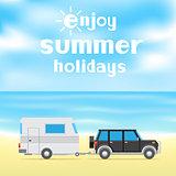 enjoy summer holidays