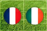 France vs Ireland