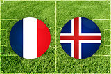France vs Iceland