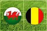 Wales vs Belgium