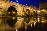Roman Bridge Reflections