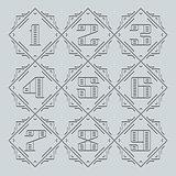Vector Line Numbers.