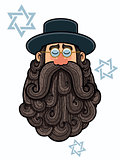 Rabbi Portrait