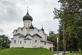 Basil Church on the Hill, Pskov