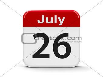 26th July