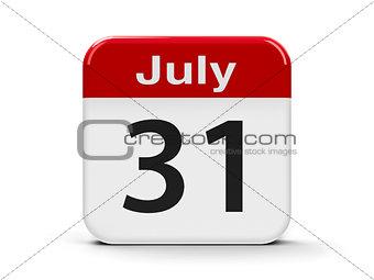 31st July