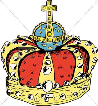 Crown of Queen Lovisa Ulrika of Sweden