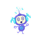 Little Robot Dancing