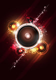 Bright Party Music Background