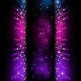 Nightclub Party Background