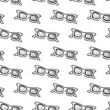 Hand Drawn Sunglasses Pattern