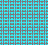 Colored Hypnotic Background Seamless Pattern. Vector Illustratio