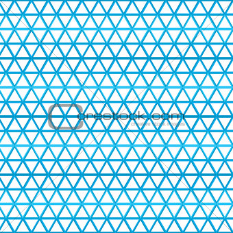 Abstract triangles pattern background