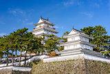 Shimabara Castle in Japan