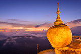 Golden Rock of Myanmar