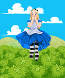 Alice Grow-up