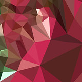 Jazzberry Jam Purple Abstract Low Polygon Background