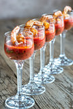 Prawn cocktails