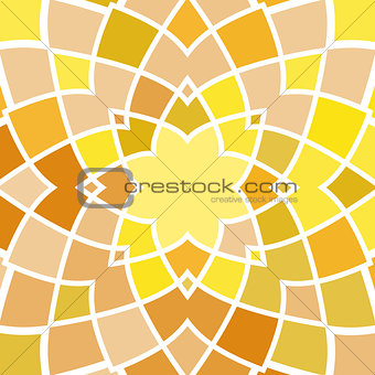 Abstract geometry background.