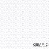 White geometric background - seamless.