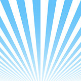Blue striped summer background.